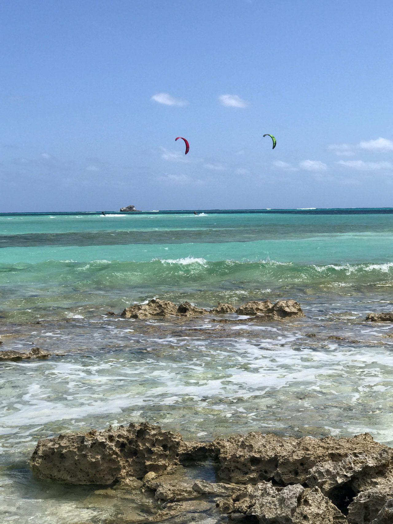 kite urlaub bahamas san salvador kitesurfen