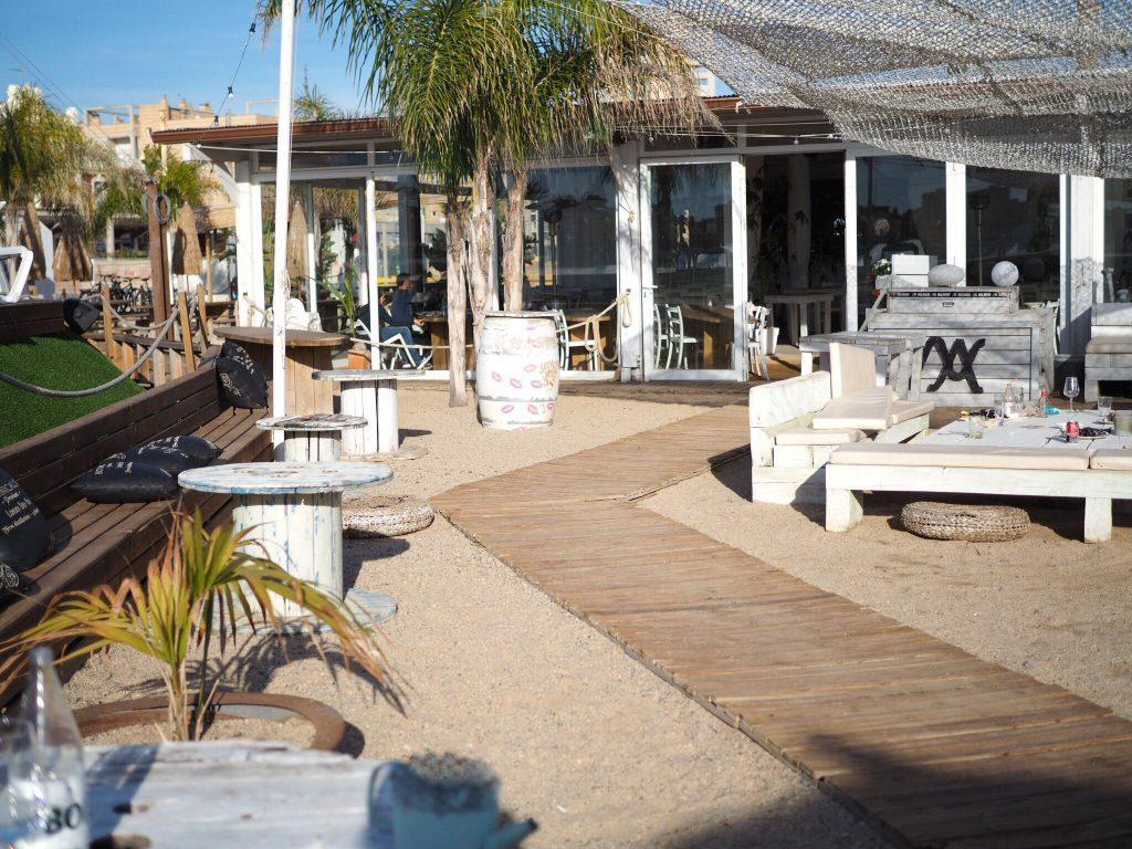 Barcelona Malamar Wakepark Restaurant & Lounge 1