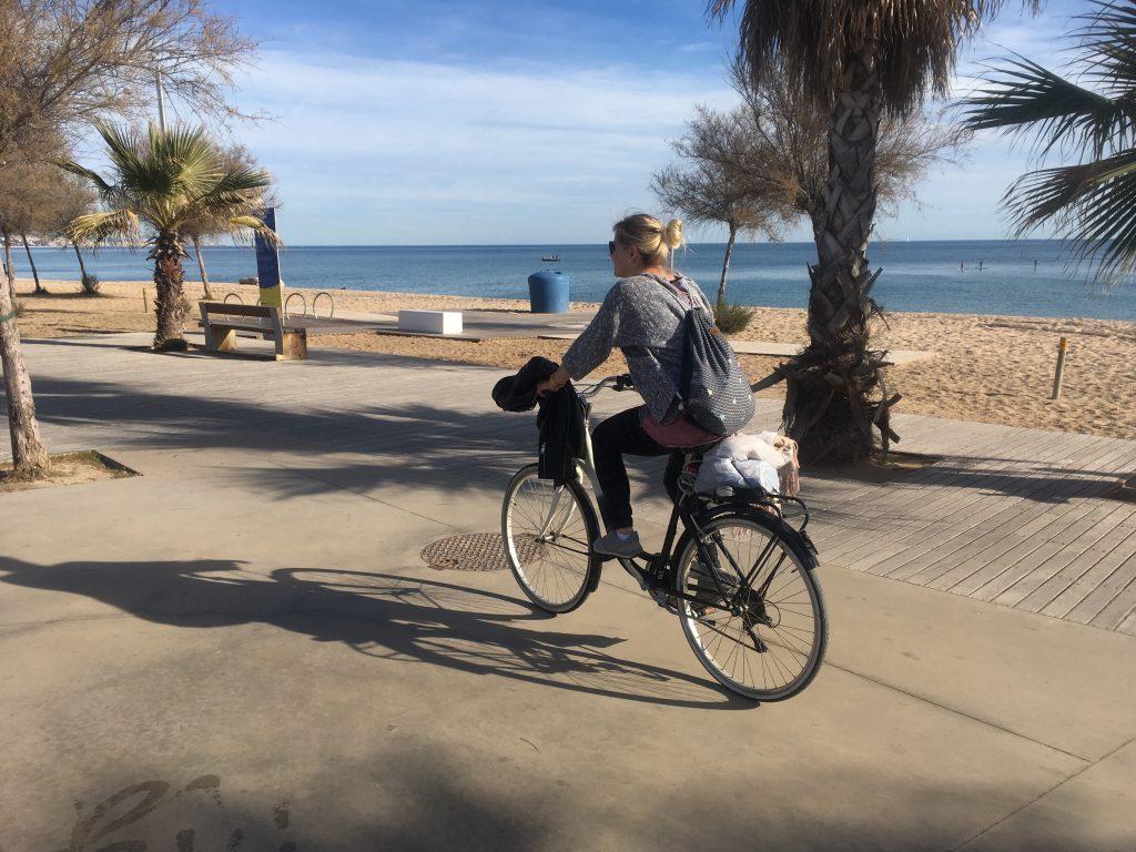 Barcelona-Tipps-Reiseguide-Travelblog-Radtour-Playa-Badalona