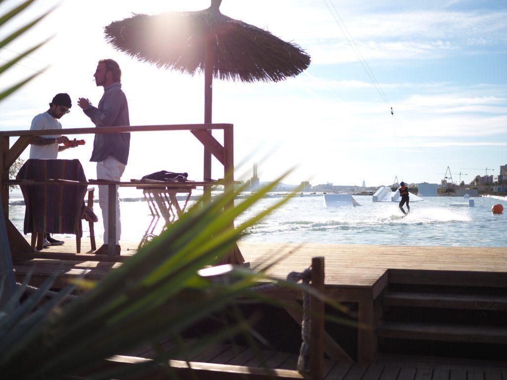 Wakeboarding Barcelona Malamar Wakepark 2