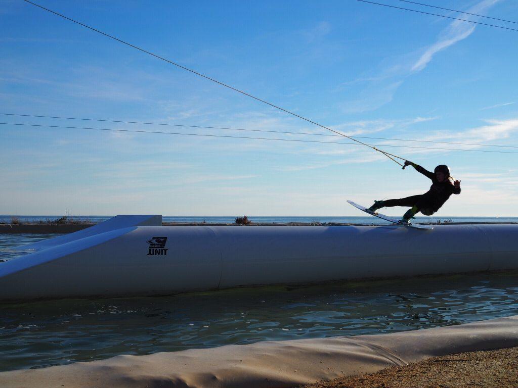 Wakeboarding Barcelona Malamar Wakepark Tailpress