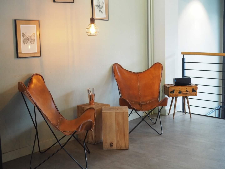 Hamburg-Restaurant-Café-Tipp-Speicherstadt-Nord-Coast-Coffee-Roastery-Sitzecke